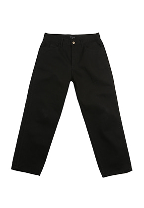 AJO BY AJO FINK LABEL Symbol Relaxed Denim[Black]