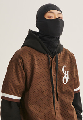 Choisi쵸이지 CHO Jersey Shirt, Brown
