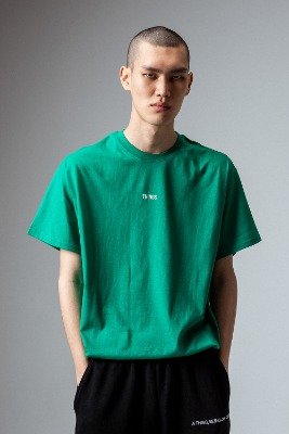 Object오브젝트 THINGS T-SHIRT (GREEN)