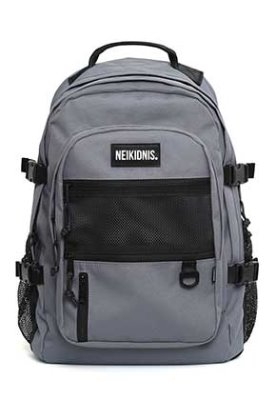 NEIKIDNIS네이키드니스 ABSOLUTE BACKPACK / CHARCOAL