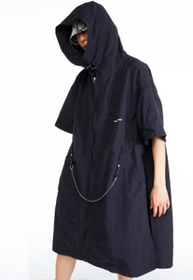 The Greatest더 그레이티스트 GT19SUMMER 06 Chain Rain Coat