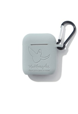 Markgonzales마크곤잘레스 M/G ANGEL AIRPODS CASE GRAY