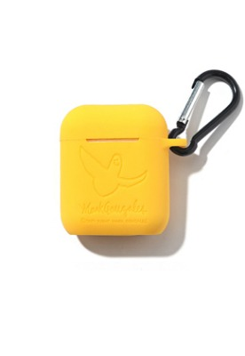Markgonzales마크곤잘레스 M/G ANGEL AIRPODS CASE YELLOW