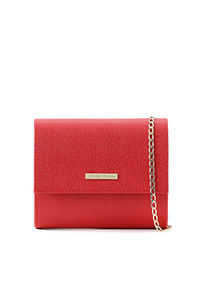 DONKIE돈키 marigold cross bag (red) - D1014RE