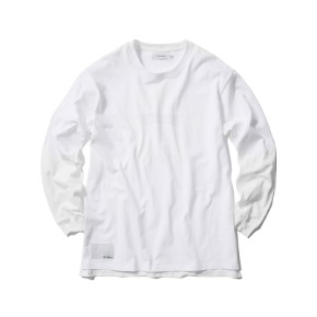 Rayshiso레이시소 16oz L/S Readers White