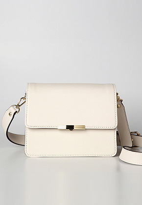 DONKIE돈키 rose mini cross bag (ivory) - D1013IV