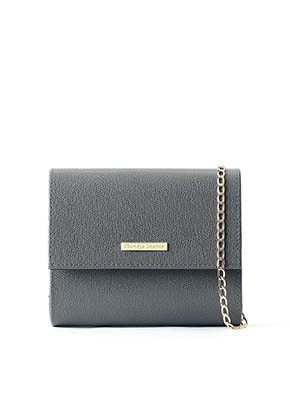 DONKIE돈키 marigold cross bag (grey) - D1014GR