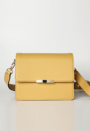 DONKIE돈키 rose mini cross bag (mustard) - D1013MU