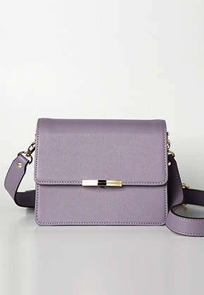 DONKIE돈키 rose mini cross bag (purple) - D1013PU