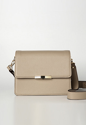 DONKIE돈키 rose mini cross bag (beige) - D1013BE
