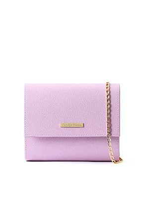 DONKIE돈키 marigold cross bag (lightpurple) - D1014LP