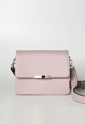 DONKIE돈키 rose mini cross bag (purplepink) - D1013PP