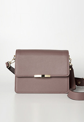 DONKIE돈키 rose mini cross bag (mauve) - D1013MV