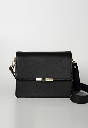 DONKIE돈키 rose mini cross bag (black) - D1013BK