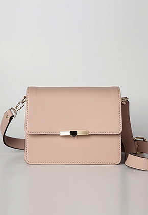 DONKIE돈키 rose mini cross bag (babypink) - D1013BP