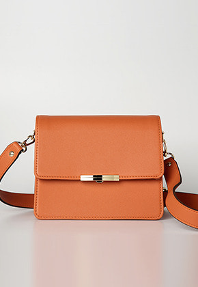 DONKIE돈키 rose mini cross bag (orange) - D1013OR