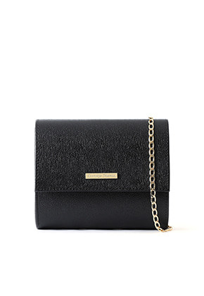 DONKIE돈키 marigold cross bag (black) - D1014BK