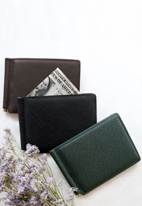 D.LAB디랩 Basic money clip - 3 color
