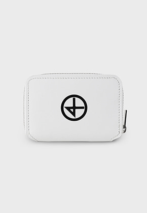 Nonenon논논 MULTI WALLET_WHITE