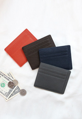 D.LAB디랩 CM card money wallet - 4color