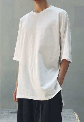 Ooparts오파츠 Oversize T-shirts