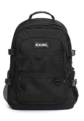 NEIKIDNIS네이키드니스 ABSOLUTE BACKPACK / BLACK