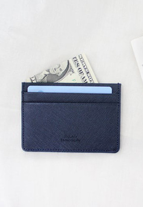 D.LAB디랩 Leather simple card holder -3 color