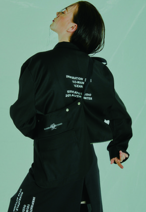 Roseapplestudio로즈애플스튜디오 3WAY ZIPPER JACKET