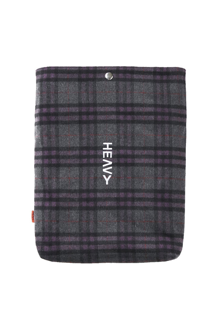 HEAVY Culture헤비컬쳐 Bread Pouch Grey