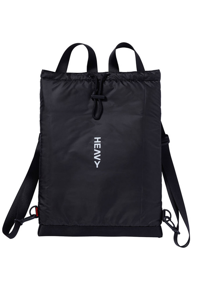 HEAVY Culture헤비컬쳐 Tari Bag Black