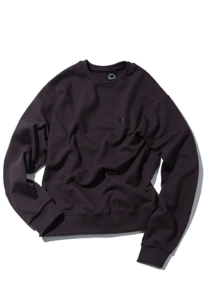 Kruchi크루치 NO DANCE NO LIFE CREWNECK - (Dark Gray)