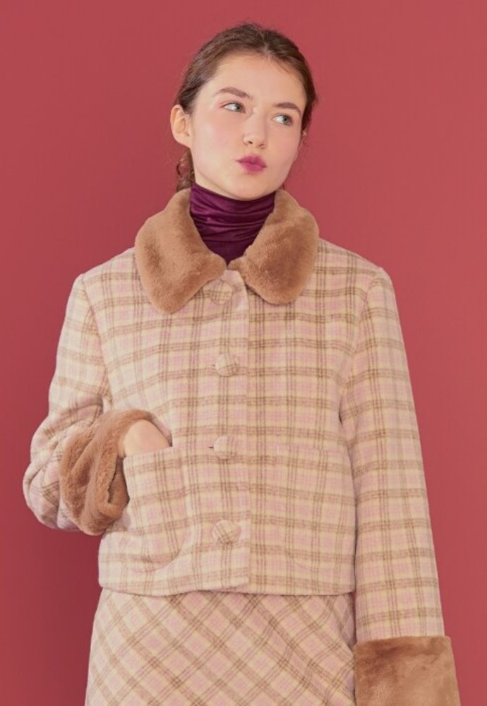 Margarin Fingers마가린핑거스 BROWNIE COAT