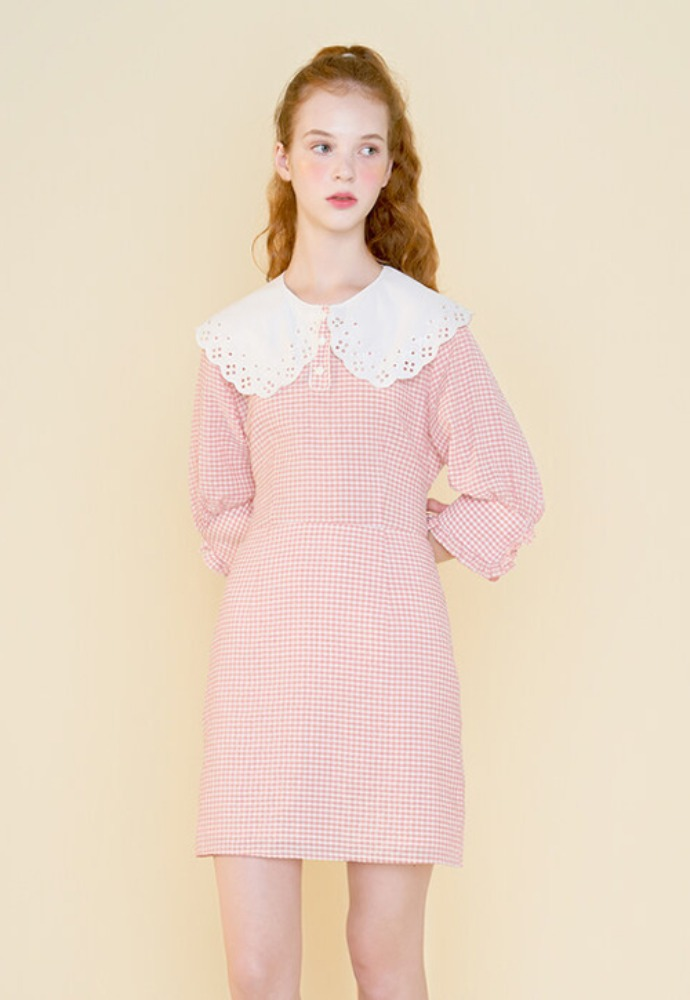 Margarin Fingers마가린핑거스 MARCHEN COLLAR ONE PIECE
