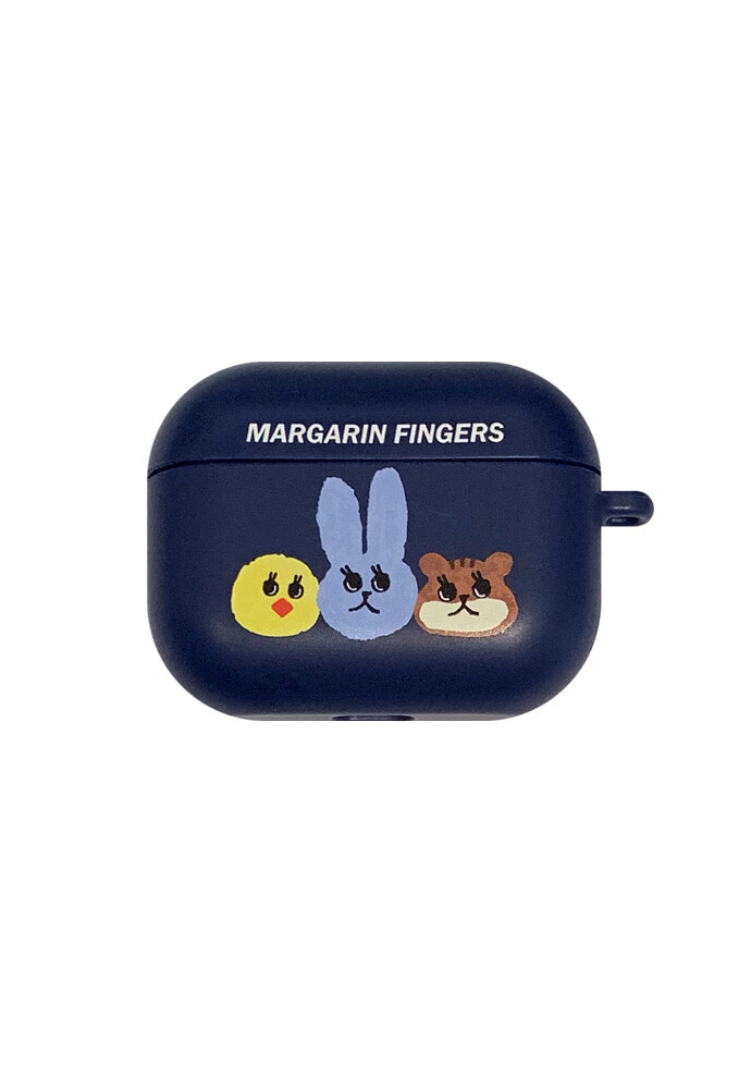 Margarin Fingers마가린핑거스 MF TRIO AIR-POD CASE