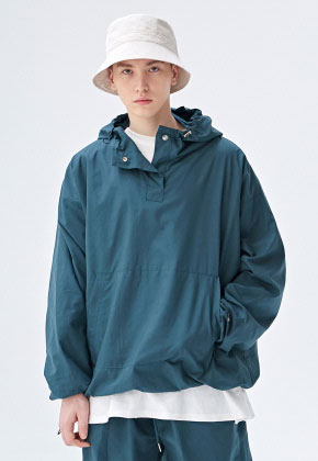 COUCOU코우코우 [COUCOU] TRAINING TRACK ANORAK_GREEN