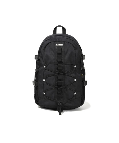 KIRSH키르시 KIRSH POCKET STRING BACKPACK JS [BLACK]