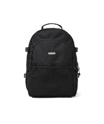 KIRSH키르시 KIRSH POCKET STORAGE BACKPACK JS [BLACK]